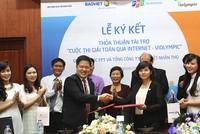 Bảo Việt Nhân thọ tài trợ cho cuộc thi ViOlympic