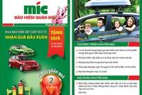 MIC tặng bình cứu hỏa cho xe ô tô khi mua bảo hiểm vật chất