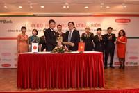 Dai-ichi Life Việt Nam hợp tác với VPBank phân phối sản phẩm
