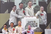 Quỹ Prudence khởi động chương trình Safe Steps - An toàn đường bộ