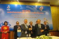 Bảo hiểm Bảo Việt bảo hiểm cho đoàn thể thao Việt Nam tại ABG 5