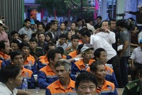 Bảo hiểm Bảo Việt hỗ trợ tàu cá gặp nạn tại Hoàng Sa