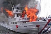 Tàu Aphrodite mua bảo hiểm trách nhiệm dân sự chủ tàu của Bảo Việt