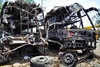 PJICO bảo hiểm cho xe tải trong vụ tai nạn tại Bình Thuận