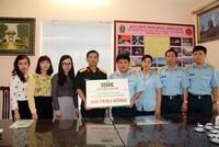 MIC trao bồi thường bảo hiểm tai nạn quân nhân phi hành đoàn Casa 212