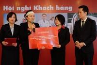 Generali chi trả 100 triệu đồng bảo hiểm cho khách hàng thiệt mạng trong cơn lũ tại Quảng Ninh