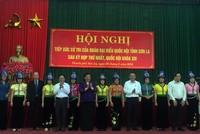 PJICO trao tặng 800 mũ bảo hiểm cho phụ nữ dân tộc Thái