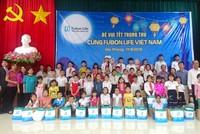 Fubon Life Việt Nam mang Tết Trung thu đến cho trẻ em khó khăn ba miền