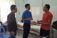 Bảo hiểm Bảo Việt gấp rút bồi thường vụ 2 xe gường nằm đối đầu tại Cần Thơ