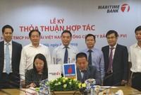 Bảo hiểm PVI và Maritime Bank hợp tác toàn diện