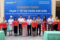 Bảo Việt hỗ trợ gần 27 tỷ đồng cho xã nghèo Quế Phong, Nghệ An