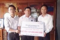 Bảo hiểm VietinBank bồi thường 127 triệu đồng cho khách hàng tại Hội An
