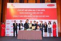 Dai-ichi Life Việt Nam là doanh nghiệp độc quyền cung cấp bảo hiểm qua hệ thống LienVietPostBank