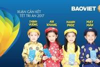Bảo Việt tri ân khách hàng 5 tỷ đồng
