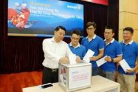 Tập đoàn Bảo Việt ủng hộ đồng bào Tây Bắc vượt lũ gần 1,5 tỷ đồng