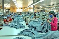 Xuất khẩu hàng dệt may tăng mạnh