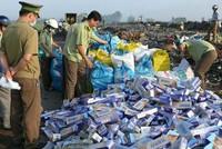 Hơn 4 tháng, xử lý trên 37.000 vụ buôn lậu, gian lận thương mại