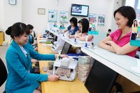 Huy động vốn của các ngân hàng tại Hà Nội tiếp tục tăng