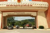 Hoàn tất ký kết Hiệp định thương mại biên giới Việt - Lào