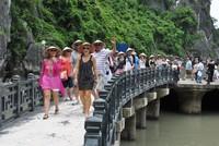 Khách du lịch quốc tế đến Việt Nam tăng mạnh trong tháng 8