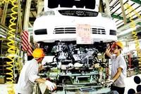 Chỉ số sản xuất công nghiệp 8 tháng tăng 9,9%