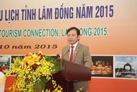 Lâm Đồng đẩy mạnh xúc tiến hợp tác với Hà Nội
