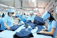 Xuất khẩu dệt may vượt mốc 20 tỷ USD
