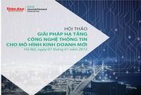 Áp dụng giải pháp hạ tầng công nghệ thông tin, giảm chi phí cho doanh nghiệp
