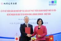 Ngân hàng JSB Nhật Bản hỗ trợ doanh nghiệp nhỏ và vừa Việt Nam