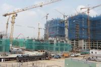 Bất động sản và xây dựng vẫn tăng trưởng mạnh trong quý I/2016