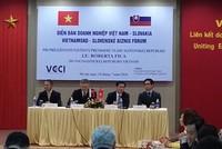 Doanh nghiệp Việt Nam và Slovakia ký kết nhiều thỏa thuận hợp tác