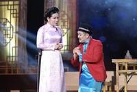 Nghệ sỹ chèo Xuân Hinh kỷ niệm 40 năm sự nghiệp biểu diễn trong đêm diễn 5/10