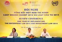 Luật Doanh nghiệp và Luật Đầu tư mới giúp doanh nghiệp thành lập mới tăng đột biến
