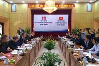 Việt Nam và Đan Mạch đẩy mạnh hợp tác toàn diện