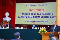 Bộ trưởng Nguyễn Chí Dũng: Bộ Kế hoạch và Đầu tư sẽ quyết liệt hành động để bừng cháy ngọn lửa khát vọng đổi mới