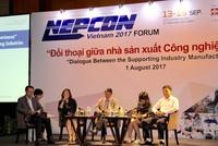 Nepcon Vietnam 2017 kết nối nhiều đối tác và thương vụ giao dịch
