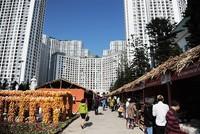 Hàng trăm đặc sản vùng miền được giới thiệu trong Royal City