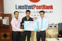 BIC chi trả bảo hiểm cho khách hàng của Ngân hàng Liên Việt