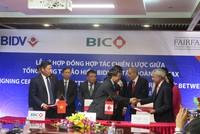 BIC bán 35% cổ phần cho FairFax Asia Limited