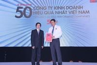 BIC lần thứ 2 liên tiếp là Công ty kinh doanh hiệu quả nhất Việt Nam