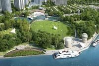 Chính thức ra mắt Nhà mẫu The Park của dự án Vinhomes Central Park