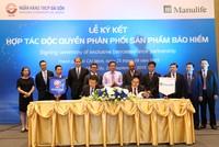 Manulife Việt Nam hợp tác độc quyền với SCB