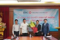 BIC bổ nhiệm thêm một Phó Tổng Giám đốc