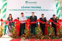 Manulife Việt Nam khai trương văn phòng giao dịch mới tại Buôn Ma Thuột
