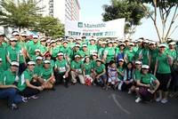 """Manulife Việt Nam tài trợ """"Cuộc chạy Terry Fox 2015"""""""