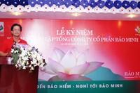 10 tháng năm 2015, Bảo Minh đạt doanh thu 2.659 tỷ đồng