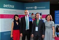 Bảo hiểm Bảo Việt và Aetna đặt mục tiêu doanh thu bảo hiểm CEO tăng 20%