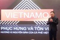 """Vinacafé Biên Hòa ra mắt """"Phin Điện"""" CAFÉ de NAM"""