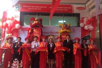 Dai-ichi Life Việt Nam khai trương văn phòng thứ 3 tại tỉnh Quảng Nam