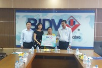 BIC bồi thường hơn 100 triệu đồng cho khách hàng tại Vĩnh Long